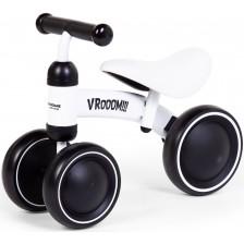 Колело за балансиране Childhome - VROOM, бяло -1