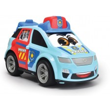 Количка Dickie Toys ABC - Полицейска кола, 14.5 cm -1
