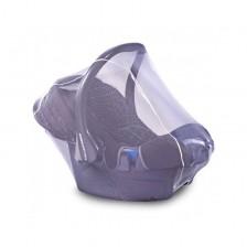 Комарник за столче за кола Reer - Прозрачен, 0-9 kg -1