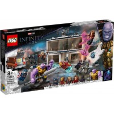 Конструктор Lego Marvel Super Heroes Avengers: Endgame - Последната битка (76192) -1