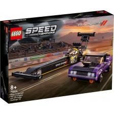 Конструктор Lego Speed Champions  - Mopar Dodge SRT Top Fuel Dragster и 1970 Dodge Challenger T/A (76904) -1