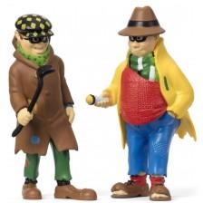 Комплект фигурки Pippi - Разбойниците Карлсон и Блум от Пипи Дългото чорапче -1