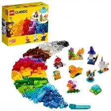 Конструктор Lego Classic - Творчески тухлички (11013)
