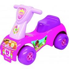 Кола за бутане Fisher Price - Little People, Princess -1