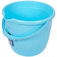 Кофа за изплакване Sevi Baby - Синя, 13 l -1