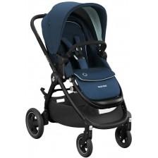 Комбинирана количка Maxi-Cosi - Adorra 2, Essential Blue -1