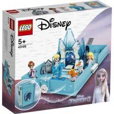 Конструктор Lego Disney Princess  - Приключенията на Елза и Нок (43189)