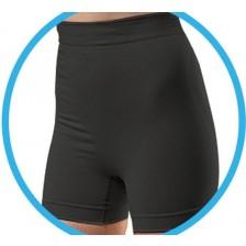 Корсет за след раждане Mycey  - Shaper Shorts, черен, размер L -1