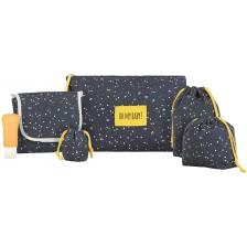 Комплект чанти за пътуване и разходка Badabulle -1