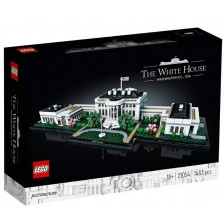 Конструктор Lego Architecture - Белият дом (21054) -1
