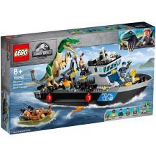 Конструктор Lego Jurassic World - Бягство с кораб на Барионикс (76942) -1