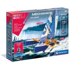 Конструктор Clementoni Mechanics - Лодки, 180 части -1