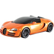 Кола с дистанционно Rastar - Bugatti Sport, асортимент -1