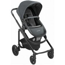 Комбинирана количка Maxi-Cosi - Lila CP, Essential Graphite -1