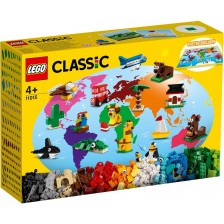 Конструктор Lego Classic - Около света (11015) -1