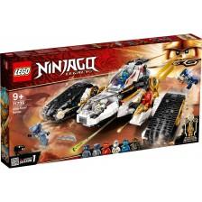 Конструктор Lego Ninjago - Ултразвуков нападател (71739) -1