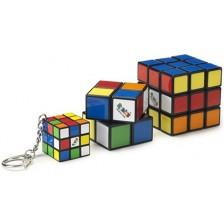 Кубчета Rubik's - Family Pack, 3 броя -1