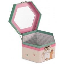 Кутия за бижута Nici - Ламата Dalia -1