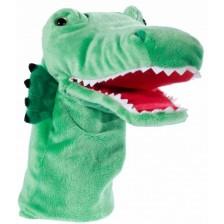 Кукла за театър Heunec - Крокодил, 33 cm -1