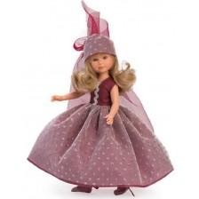 Кукла Asi - Силия, фея с винена рокля, 30 cm -1