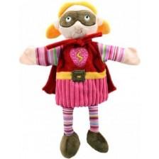 Кукла за куклен театър The Puppet Company - Супергероиня, 38 cm