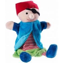 Кукла за театър Heunec - Пират, 30 cm -1