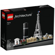Конструктор Lego Architecture - Париж (21044) -1