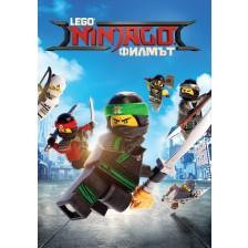 Lego Ninjago: Филмът (DVD)