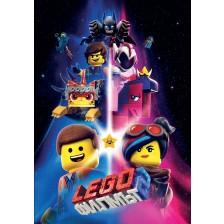 Lego: Филмът 2 (DVD)
