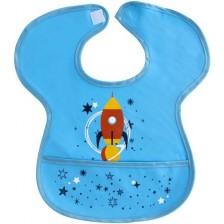 Лигавник пева с джоб Sevi Baby - Ракета -1