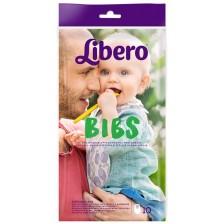 Лигавник Libero за еднократна употреба, 10 броя   -1
