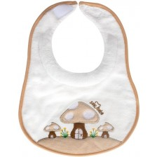 Лигавник за новородено Sevi Baby - Гъба -1