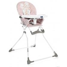 Столче за хранене Lorelli - Cookie, Pink Bears -1