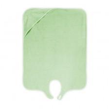Бебешка хавлия Lorelli Duo - 80 x 100, зелена -1