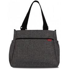 Чанта Lorelli Basic - С термоджоб, тъмносива -1