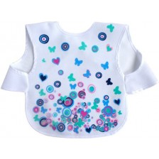 Луксозен лигавник тип блузка Sevi Baby - Камъчета -1