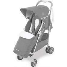 Лятна количка Maclaren - Techno XLR, Charcoal and Silver -1