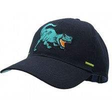 Лятна шапка с широка козирка Maximo - размер 53/55, Дино -1
