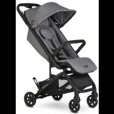 Лятна количка Easywalker - Mini buggy, Go, Soho Grey -1