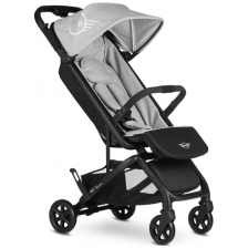 Лятна количка Easywalker - Mini buggy, Go, Kensington Grey -1