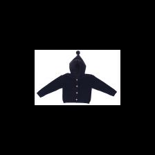 Плетена жилетка с качулка Maximo - 56 cm -1