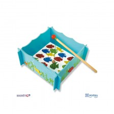 Mагнитна игра Andreu toys - Риболов -1