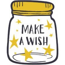 Магнит за хладилник Gespaensterwald  - Make a wish -1