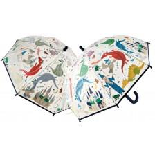 Магически чадър Floss&Rock - Запленен -1