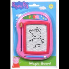 Магнитна дъска за рисуване Simba Toys - Peppa Pig -1