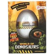 Магическо яйце Toi Toys - Динозавър, асортимент -1
