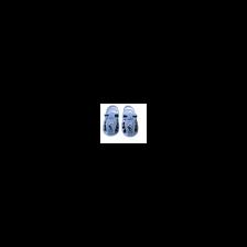 Бебешки буйки Marcelin - Сини, 0-3 месеци, 10.5 cm ходило -1
