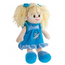 Мека кукла Heunec Poupetta - Синди, 30 cm