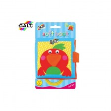Мека книжка Galt - Градина -1