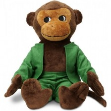 Мека кукла Micki Pippi - Господин Нилсон, 16 cm